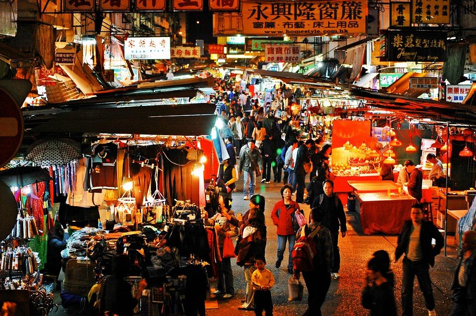 Mercado、China