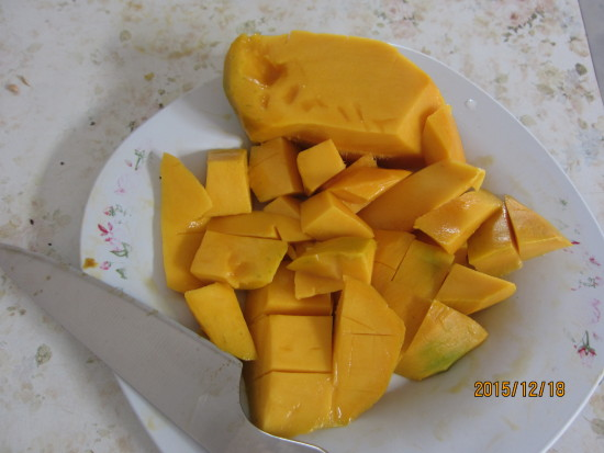 Mango, Frutas