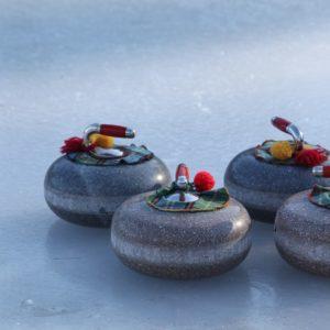 Curling, Deporte, Canadá, Hielo