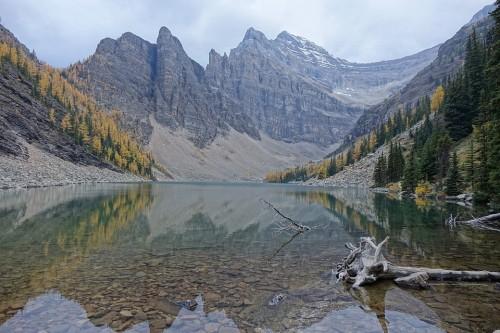 Naturaleza, Lago, Excursionismo, Canadá