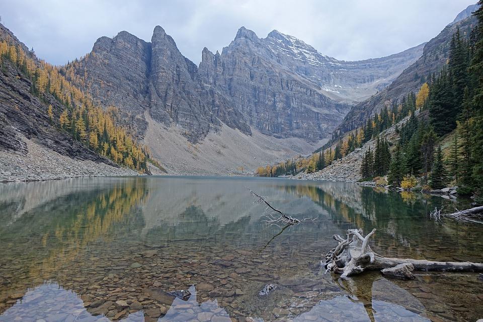 Natulareza, Lago, Excursionismo, Canadá