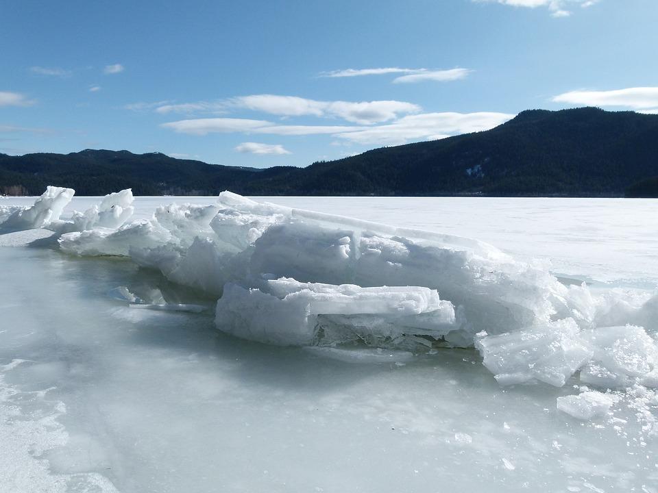 Lago, Hiero. Frío