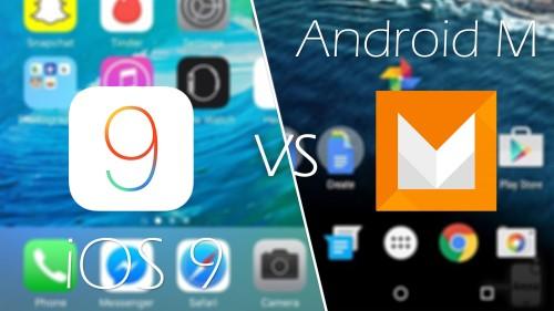 AndroidMarshmallow-vs-iOS9