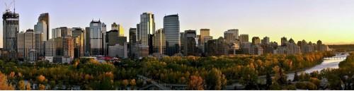 Calgary, Alberta, Canadá, Moderno
