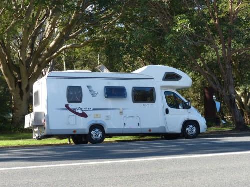 Viaje, Carro de acampar, Canadá, Norte América