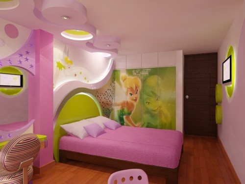 Sugerencias para zonificar espacios en tu casa y demas for Cielos falsos para dormitorios