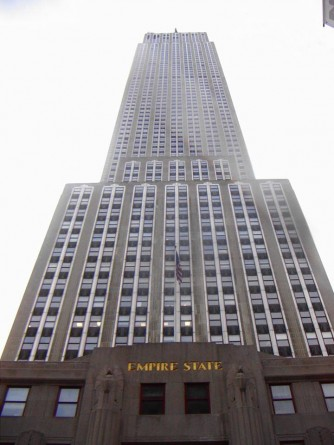 Edificio Empire State, Nueva York, Manhattan, Estados Unidos