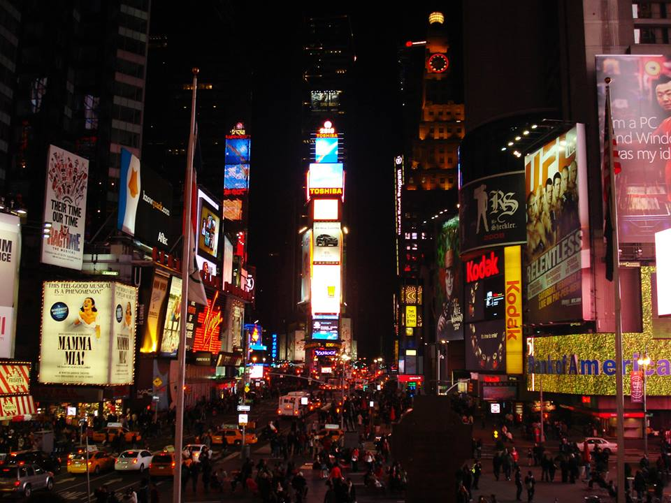 Times Square, Nueva York, Manhattan, Estados Unidos