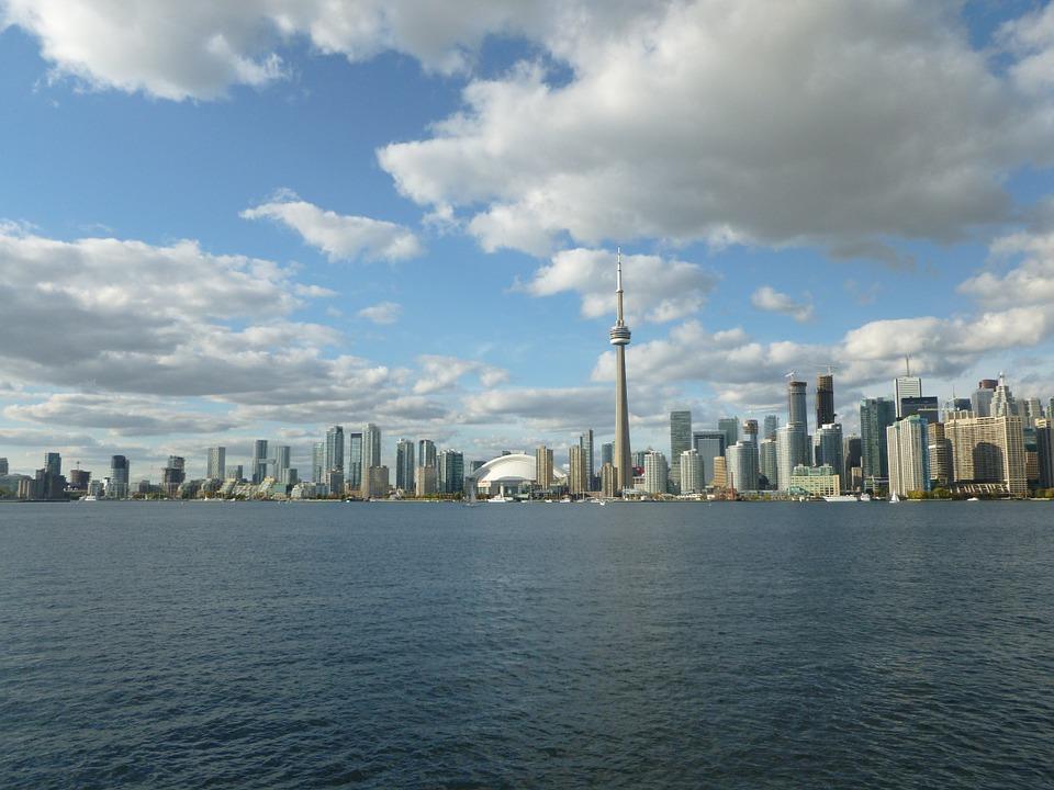 Torre CN, Toronto, Canadá, Viaje