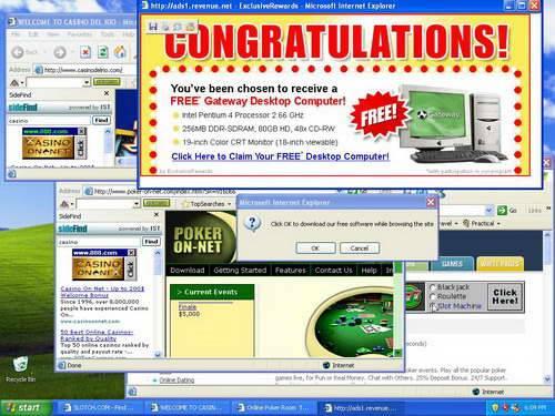 WindowsVirus