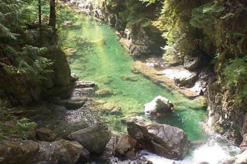 Zambullida, Roca, Naturaleza, Canadá
