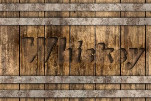 Whisky, Alberta, Canadá, Bebida