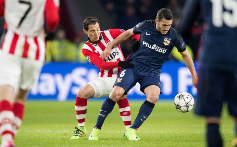 PSV-Atletico