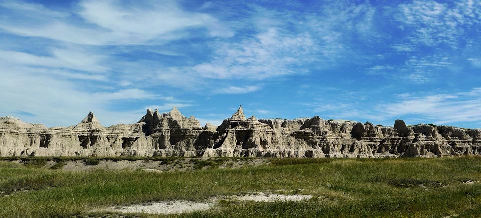 Badlands, Hermoso, Alberta, Canadá