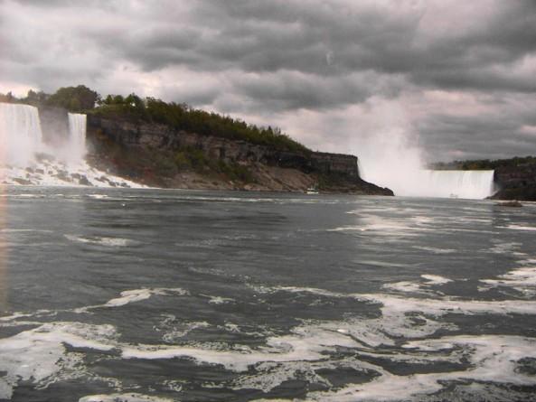 Catarata, Niagara, Canadá, Estados Unidos