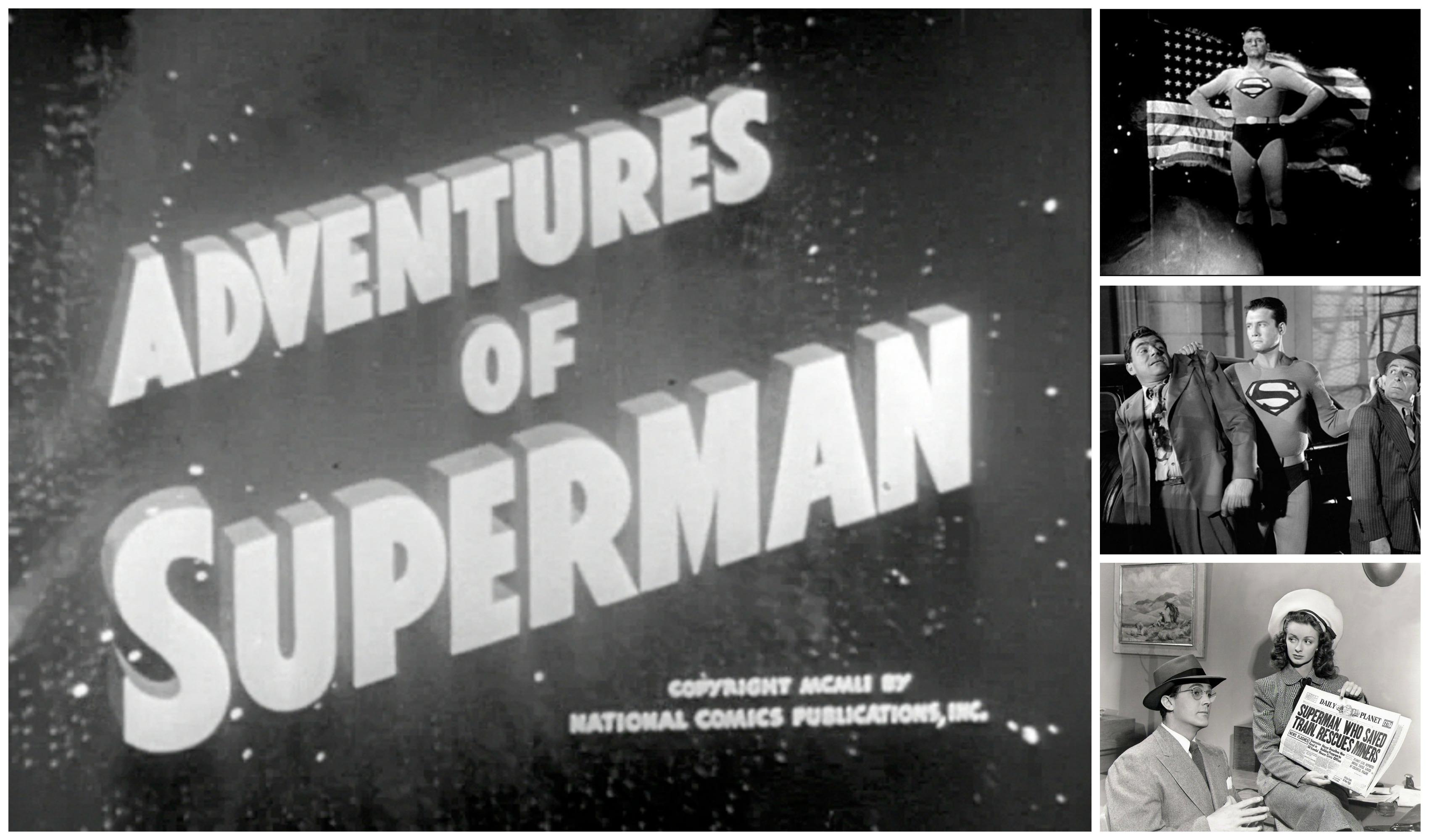 Collage superman