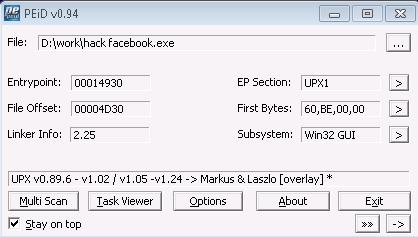 Hack-Facebook