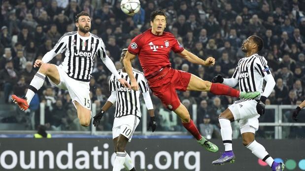 Juventus-Bayern