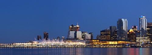 Costa, Vancouver, British Columbia, Canadá