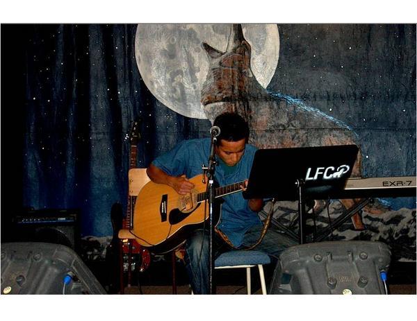Música, Guitarra, Alberta, Canadá
