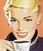 corazón quedaré sana cuando bebo café.