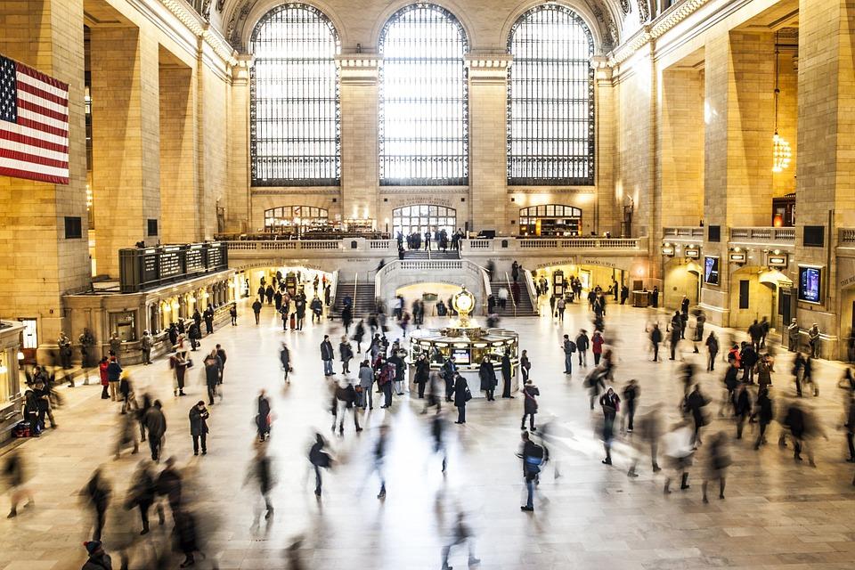 Grand Central Terminal, Nueva York, Manhattan, Estados Unidos