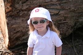 sombrero y gafas