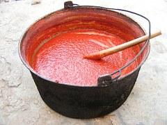 Betarraga de la sopa potage