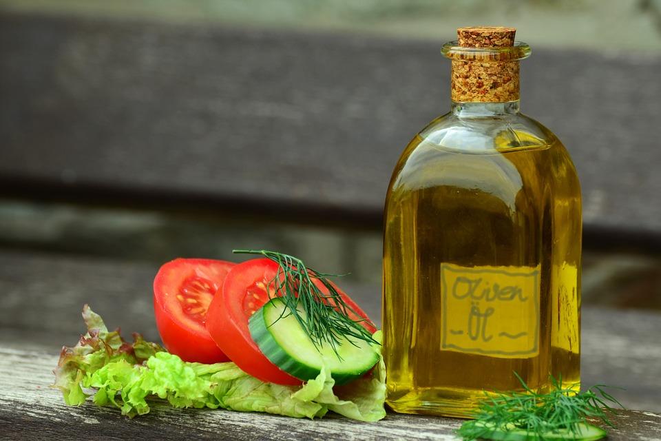dieta, bellaza, efectos, aceite de oliva