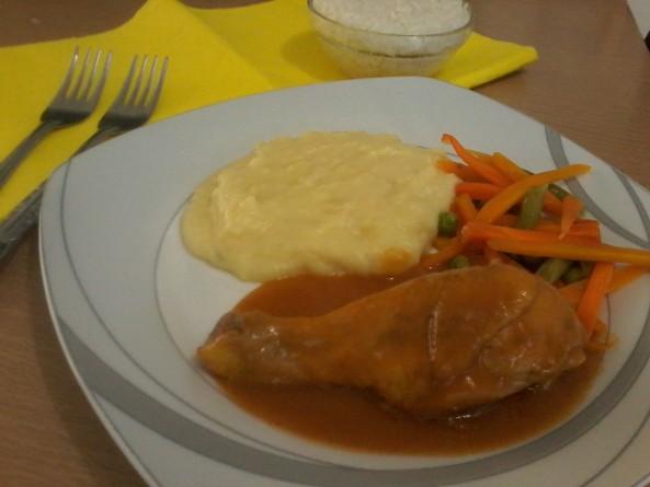 Pollo guiso pimiento 2