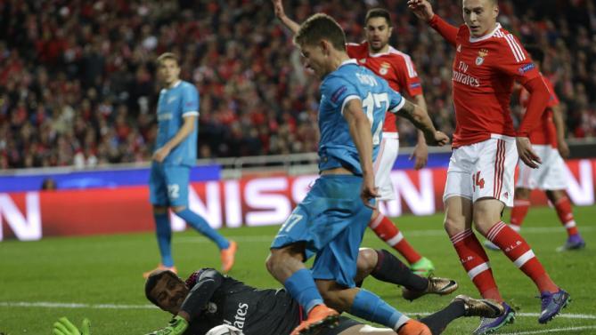 Zenit-vs-Benfica