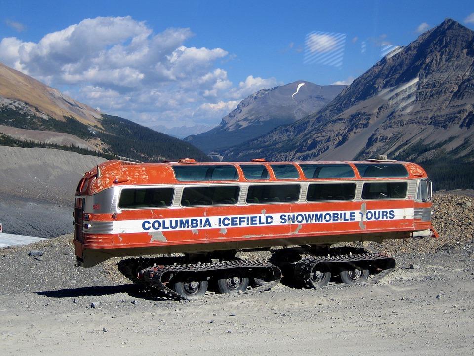 Viaje, Alberta, Canadá, Experiencia