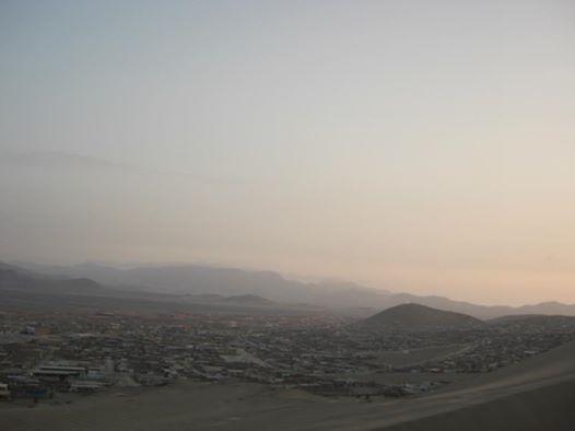 Viaje, Perú, Lima, Chancai