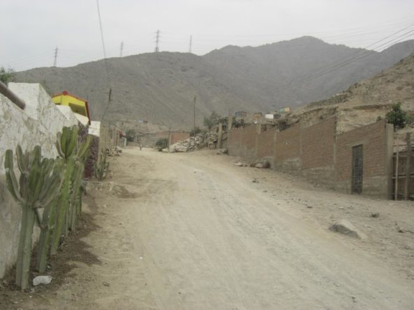 Viaje, Perú, Chaclacayo, Lima