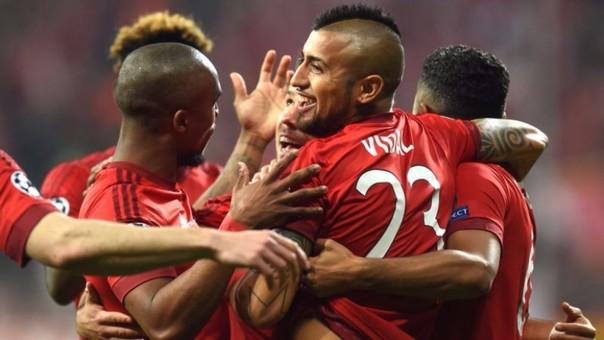 Bayern-vs-Benfica
