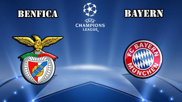 Benfica-BayernMunich