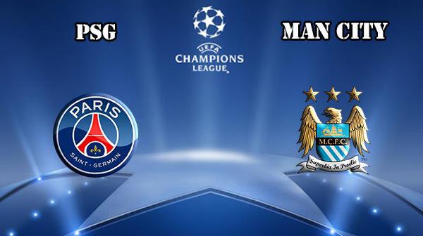PSG-ManchesterCity