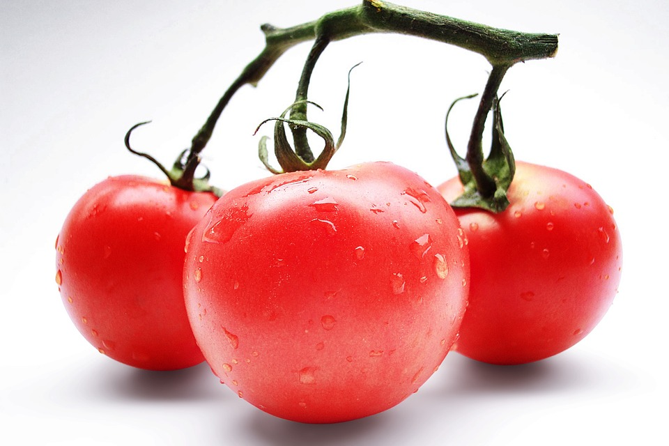 tomate, barriga, dieta, disminuir de peso