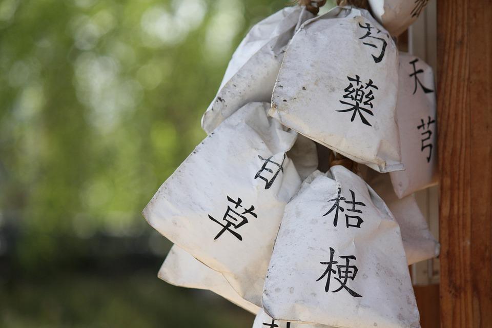 anti-envejecimiento, la medicina china, sangre, fuerza