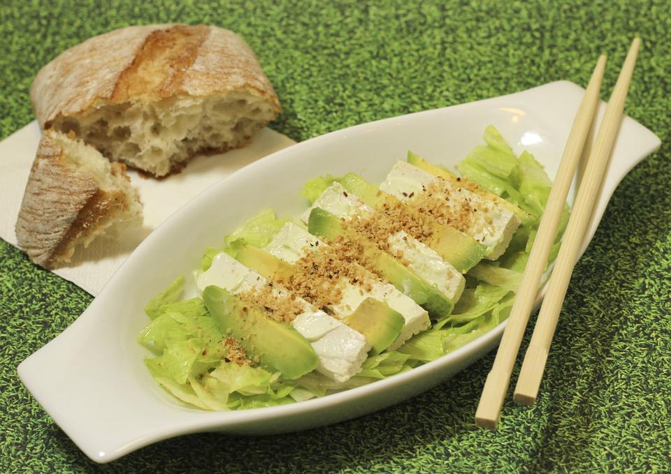 salud. tofu efecto, belleza