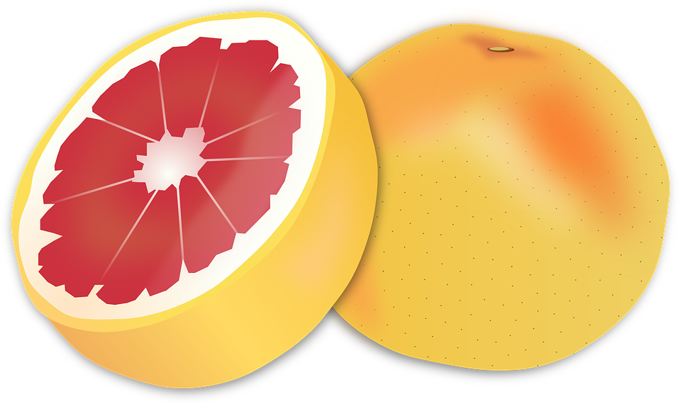 pomelo, dieta, aroma, efecto