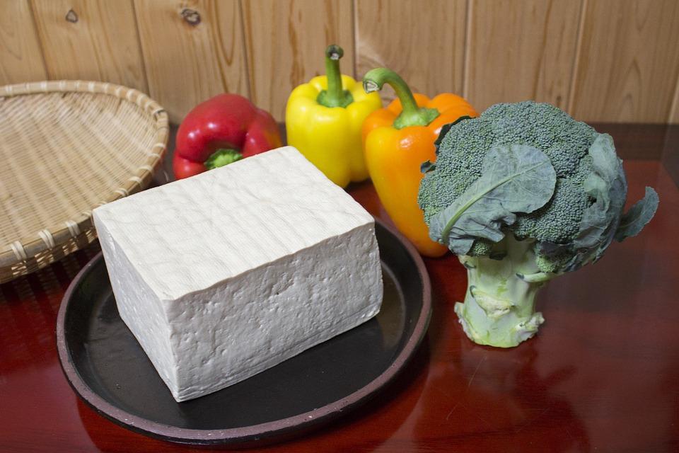 tofu, dieta, metabolismo basal, efecto