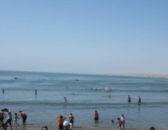 La Playa de Huanchaco De Trujillo