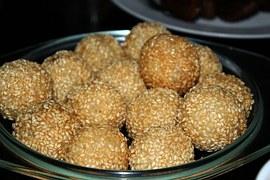 dulce de ajonjolí (sésamo)