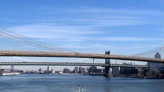 Puente de Brooklyn, Nueva York, Manhattan, Estados Unidos