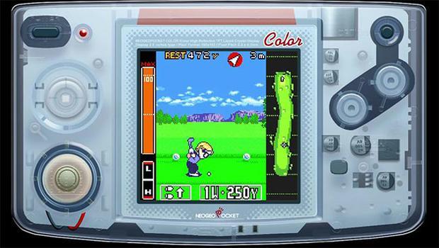 EL título de SNK ofrece un total de diez videojuegos.