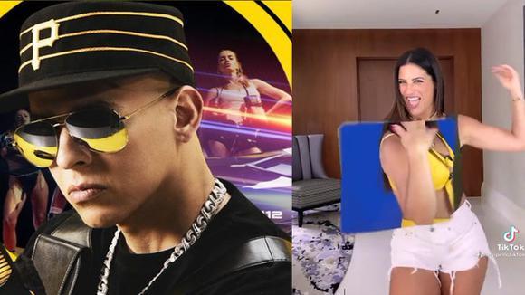 """Daddy Yankee comparte en Twitter video de María Pía Copello bailando """"Problema"""""""